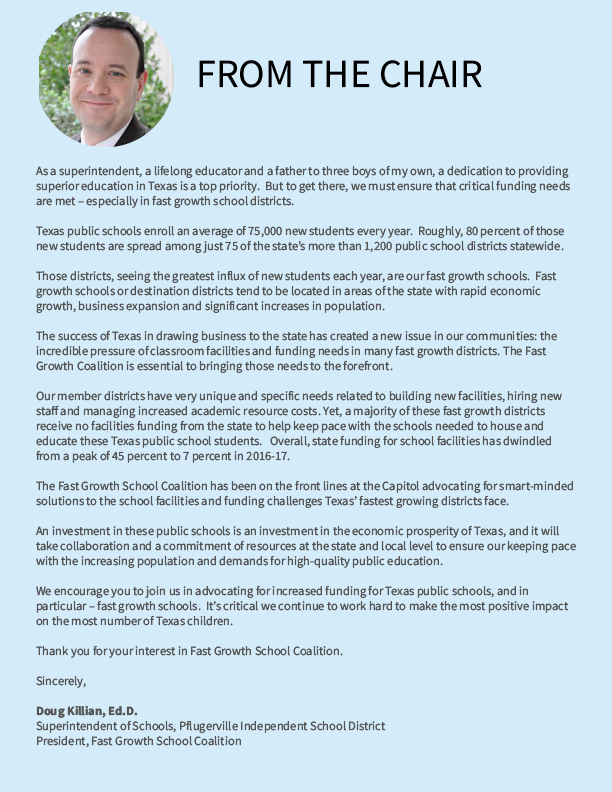 Main Page Letter -Doug